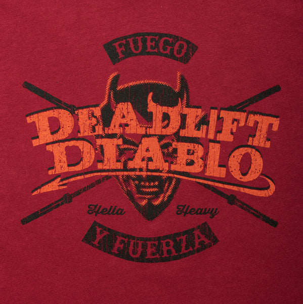 Deadlift Diablo