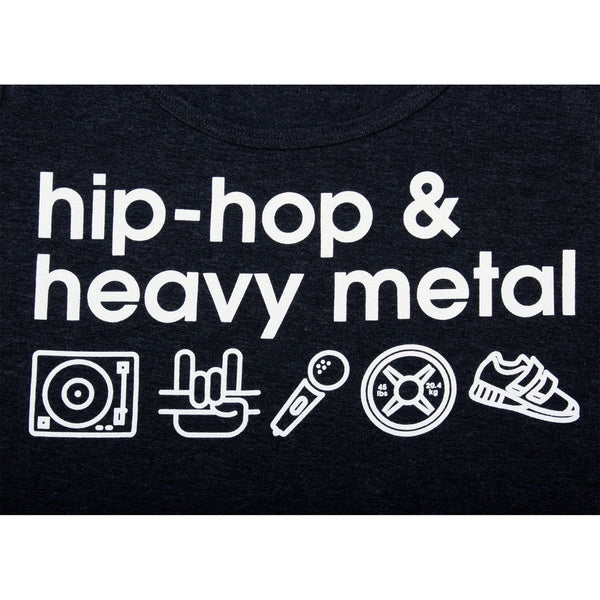Hip-hop & Heavy Metal