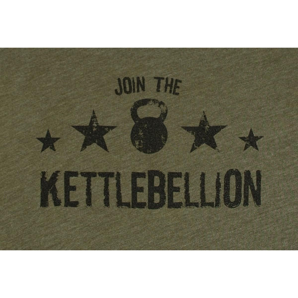 Join the Kettlebellion