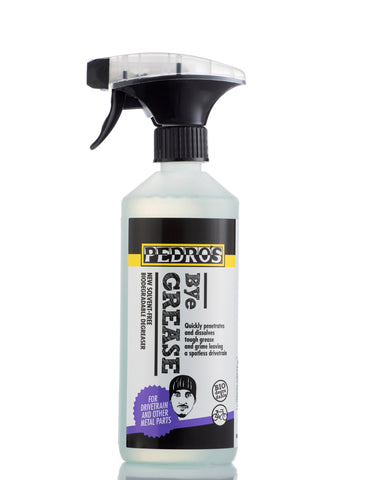 PEDRO'S Bike Care<br>Bye Grease