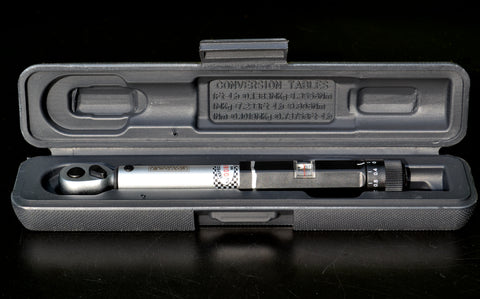 PEDRO'S Demi Torque Wrench 3-15Nm