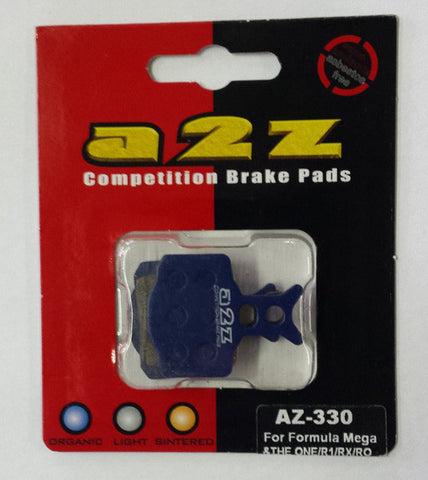 A2Z brake pads - LIQ <br>OUTLET