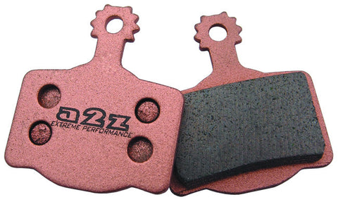 A2Z brake pads - GOLD<br>Sintered