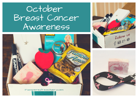 October 18 Breast Cancer Awareness Box