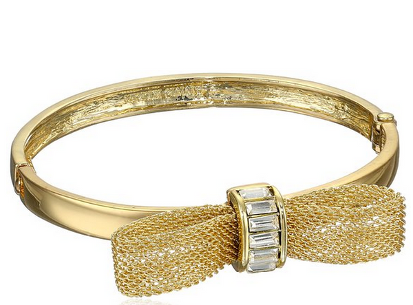 Bow Bangle - see all 5 must-have bow accessories at Pampered Teacher #pamperedteacher
