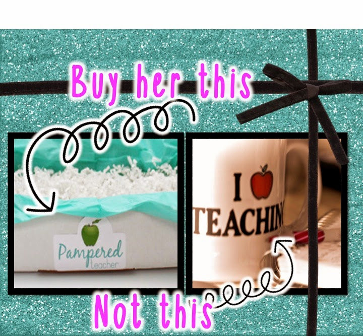 Pampered Teacher subscription box review