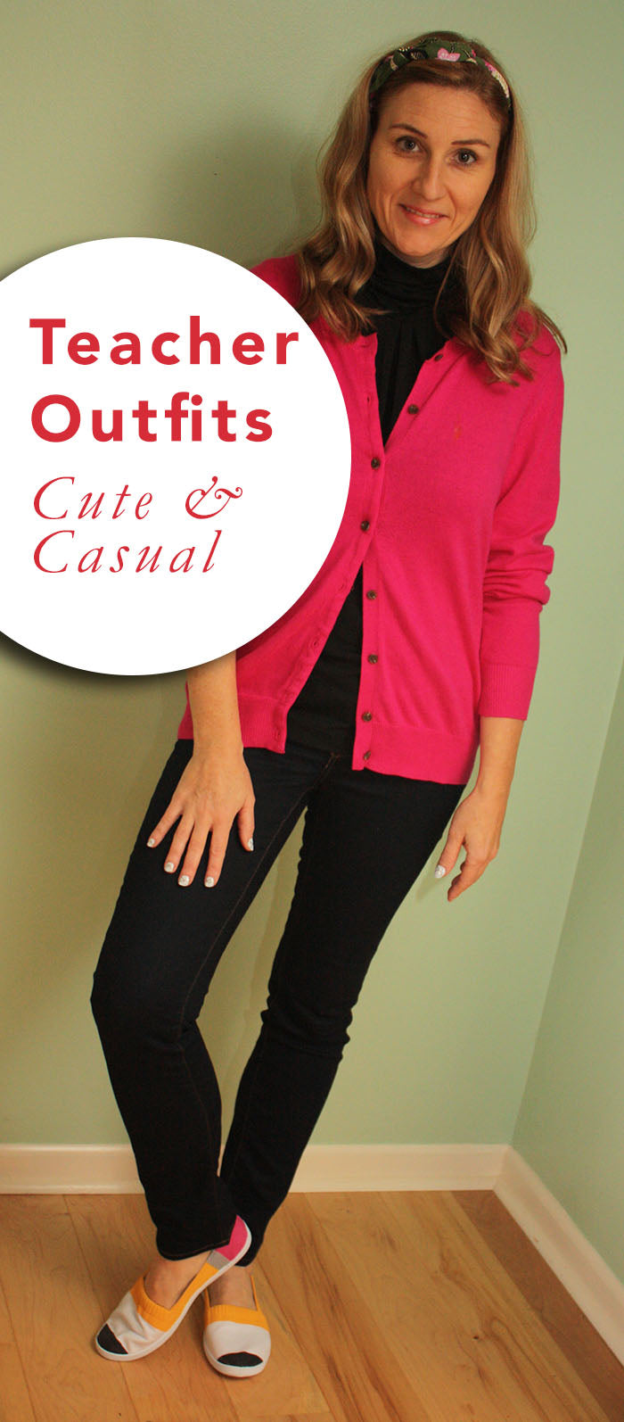 Business casual outfits for women from Pampered Teacher