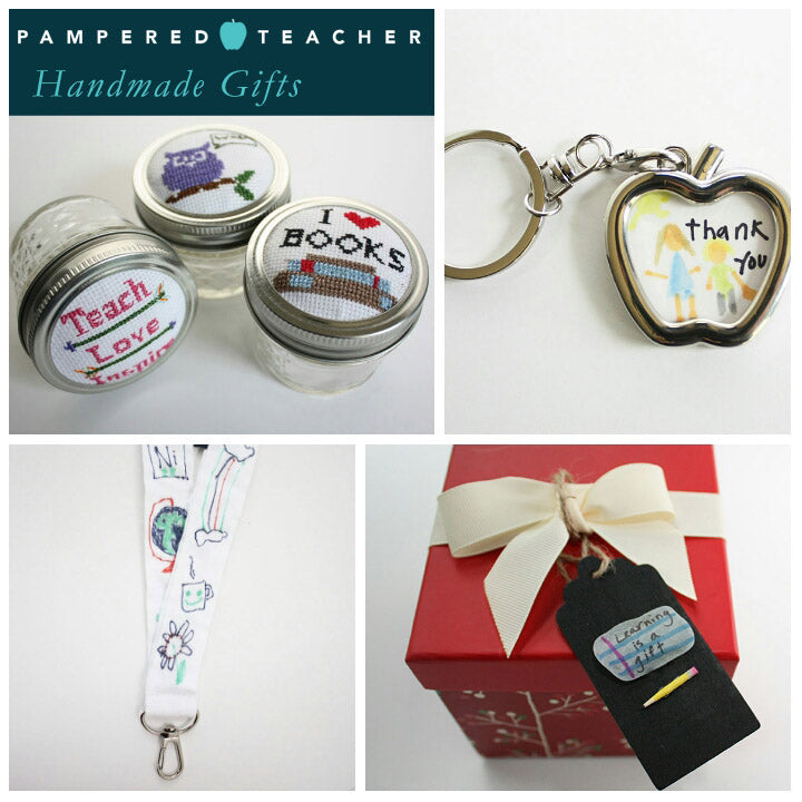|teacher gift ideas | under $10 | holiday | from students | handmade