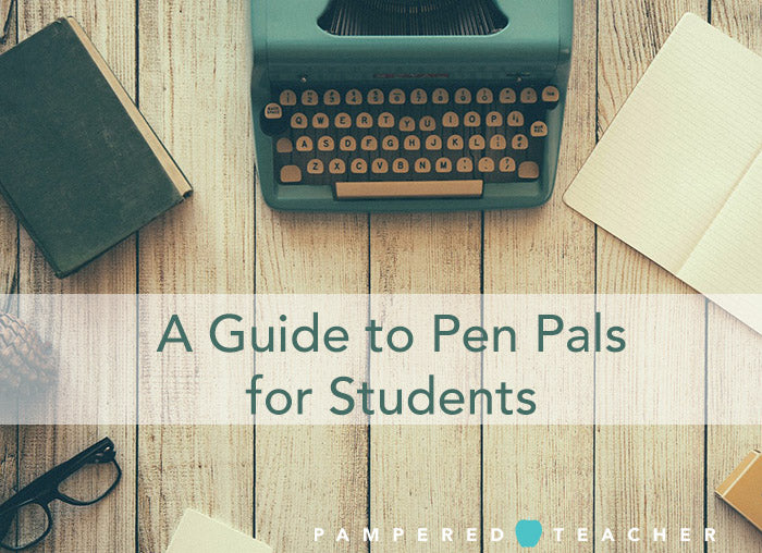 Penfiends for students - how to find pen pals and why they benefit kids socially and academically.