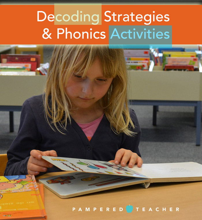 phonics activities for early learners that are fun and interactive see all 12 ideas on the Pampered Teacher blog