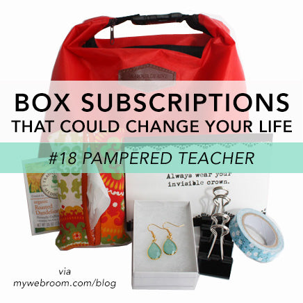 Top 20 subscription boxes to try