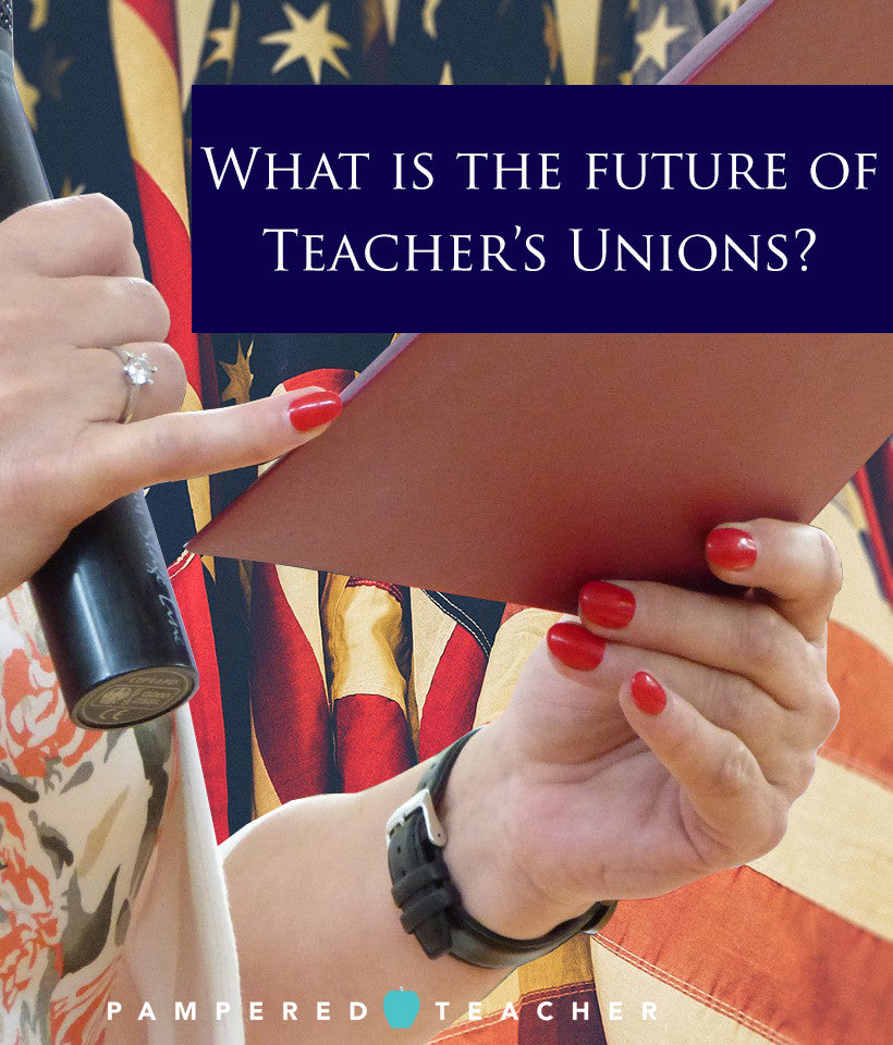 Teachers Unions have become a huge controversy since Betsy DeVos has become Secretary of Education. Let's take a look at what the future may hold for our public school system.