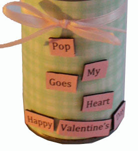 no candy Valentines ideas for the classroom #upcycle