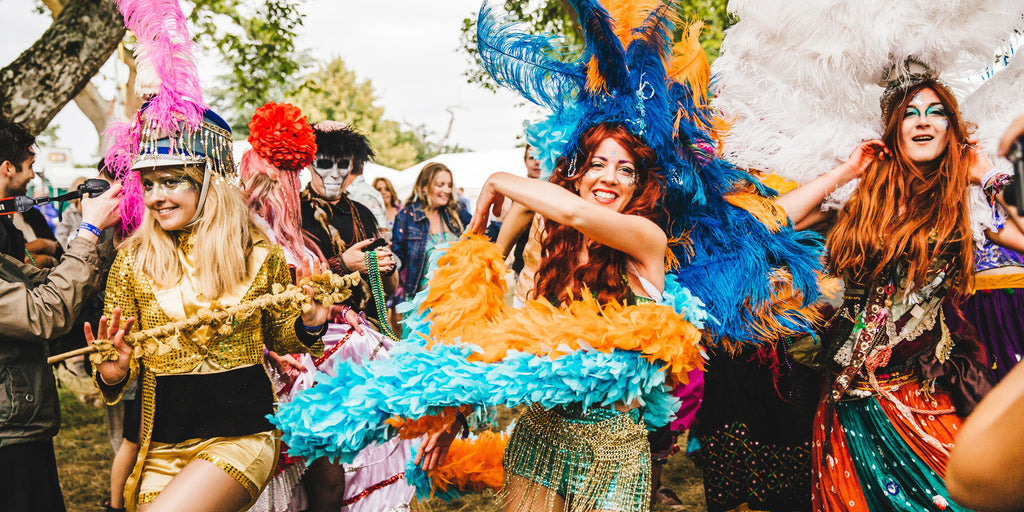 How to be an Eco-Festival Goer!