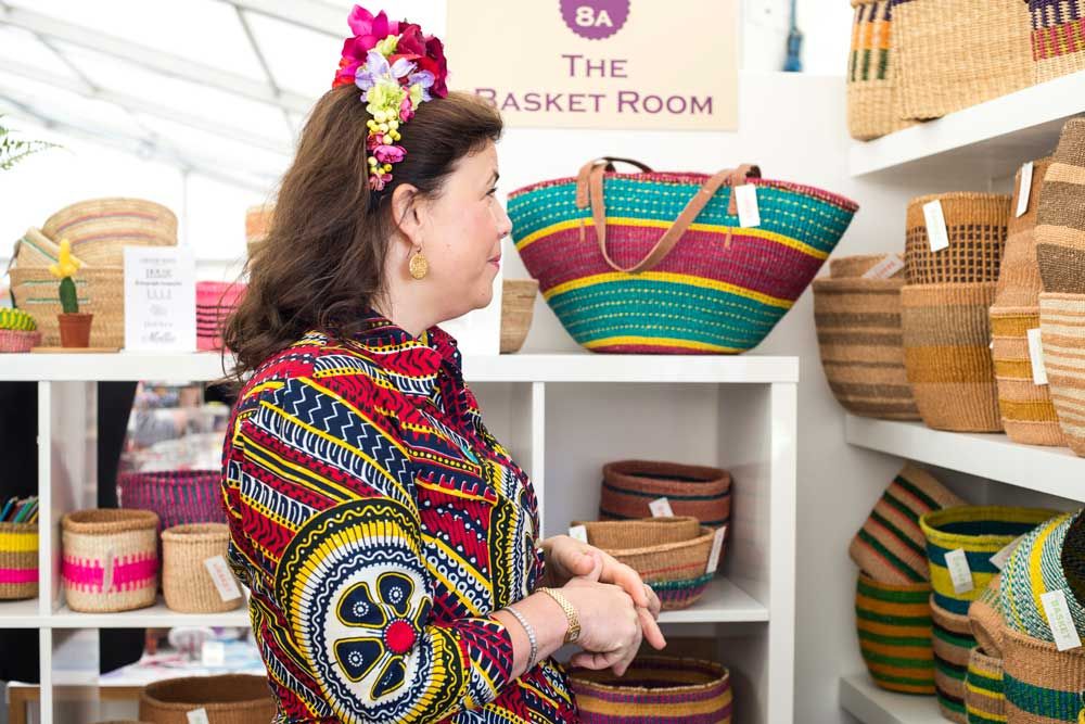Kirstie Allsopp The Handmade fair