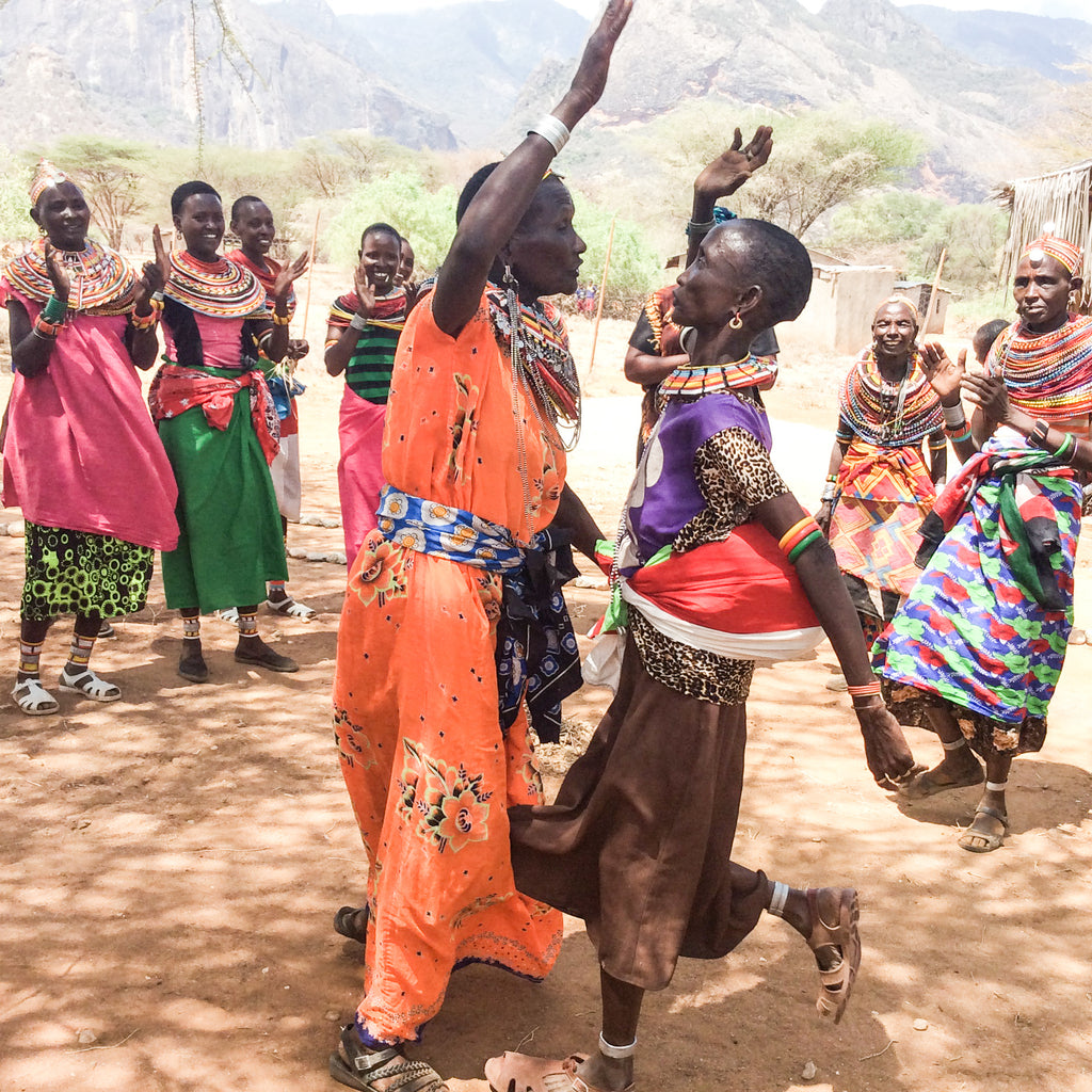 dance samburu the basket room nomadic kenya