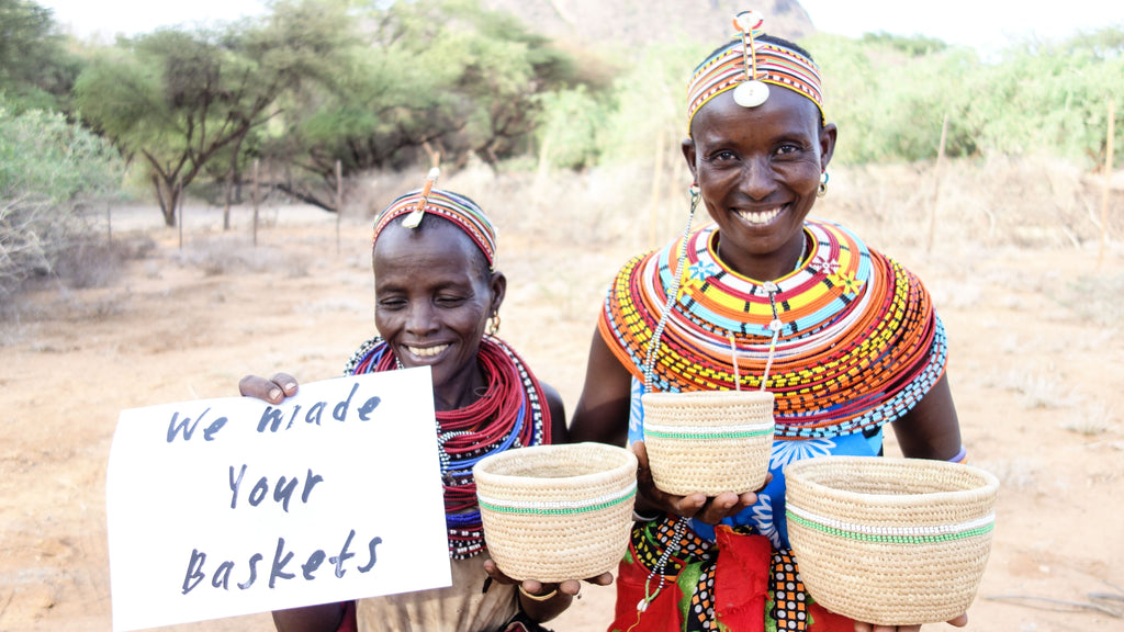 fair trade samburu the basket room nomadic