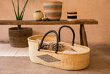 TAMALE: Black Diamond Moses Basket