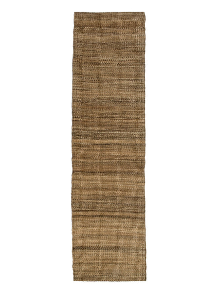 JANI: Natural Woven Floor Runner - Floor Mat - The Basket Room