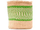 BAINI: M - Sisal Basket - The Basket Room