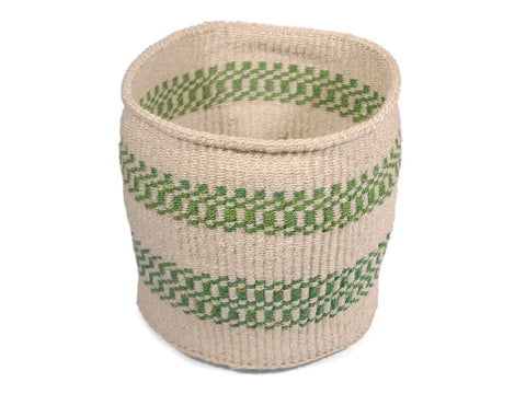 KATIBU: M - Sisal Basket - The Basket Room
