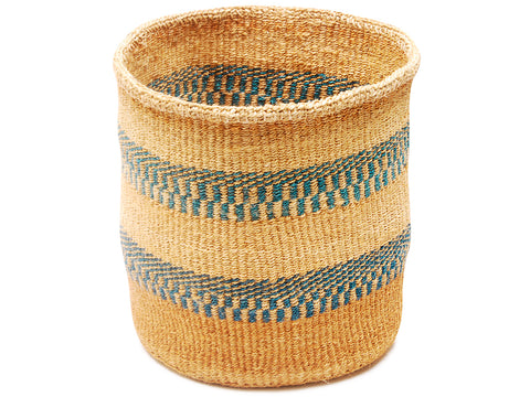 CHAMA: L - Sisal Basket - The Basket Room