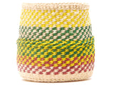 CHINI: L - Sisal Basket - The Basket Room