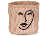 USO: Embroidered Face Basket