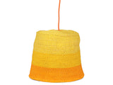 PAPO: Three Tone Yellow Pendant Shade