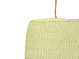 HATUA: Two Tone Green Pendant Shade