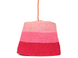 UMEME: Three Tone Hot Pink Pendant Shade