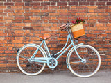 ATIA: Orange Tiered Bike Basket - The Basket Room   - 6