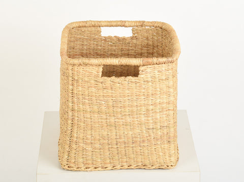 MRABA: Natural Square Baskets - The Basket Room   - 5