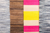 JANI: Natural Woven Floor Mat - Floor Mat - The Basket Room