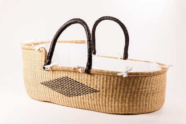 Moses Basket Cotton Liner