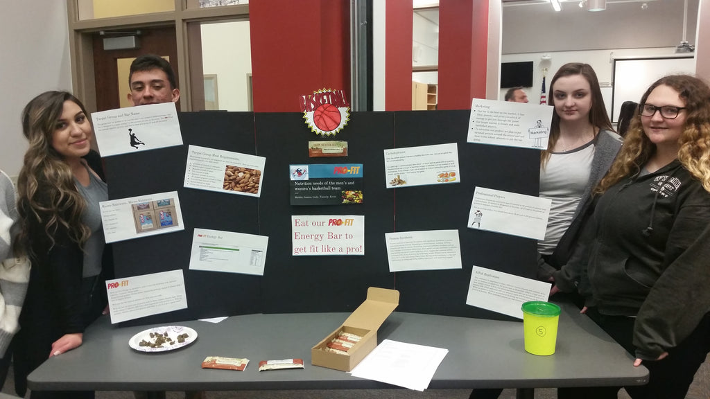 Northglenn Student Protein Bar Competition