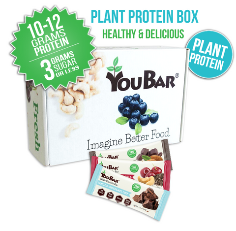 Plant Protein Variety Box