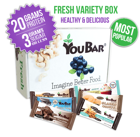 Fresh & Healthy Variety Box