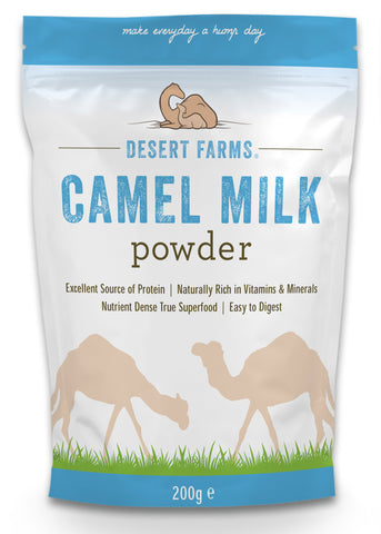 Camel Milk Powder (200g)-UK only