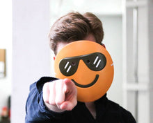Load image into Gallery viewer, Cool Guy Emoji Mask
