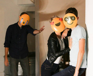 Cool Guy Emoji Mask