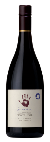 2012 Pinot Noir Raupo Creek red wine | Seresin Estate