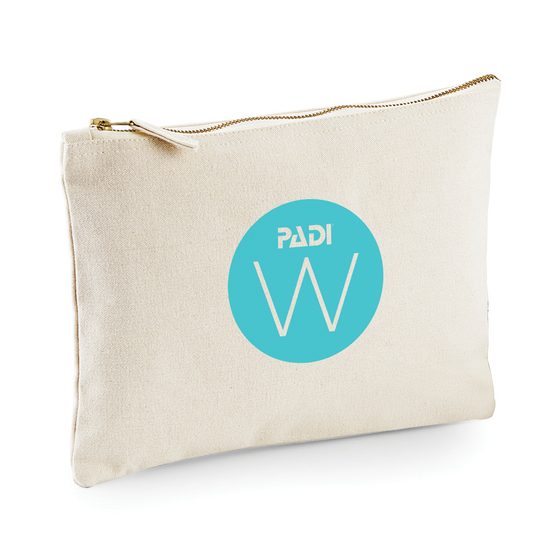 WDD Pouch- Turquoise