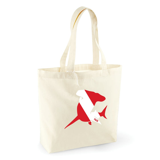 Bag - Cream Sea Creatures Tote Bag