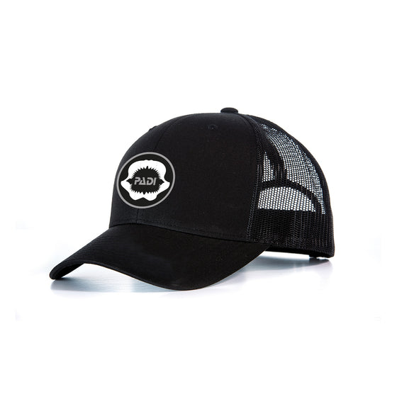 Cap - Megalodon Shark Jaws Trucker Hat