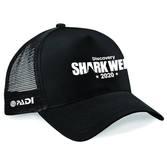 Cap - Shark Week X PADI Sustainable Trucker