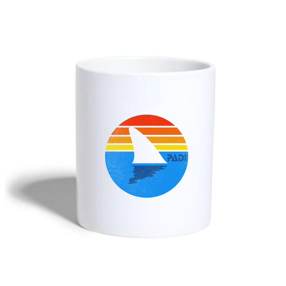 Drinkware - Retrofin Ceramic Mug