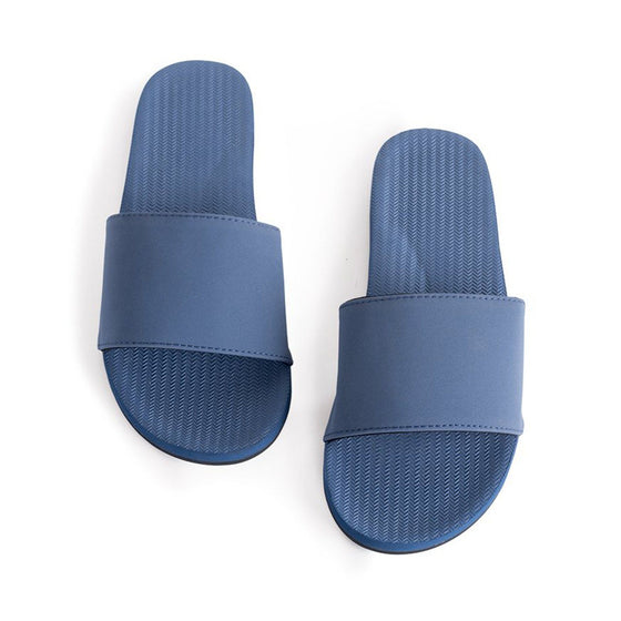 Footwear - Indosole Women's Slides - Shore