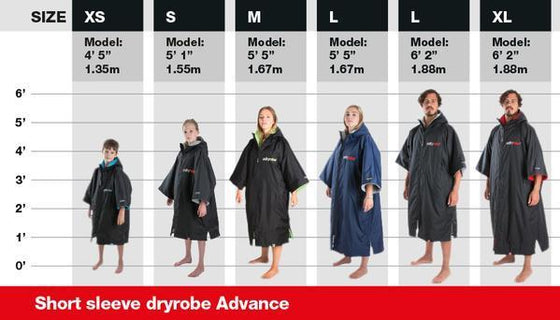 Jacket - Short Sleeve Dryrobe
