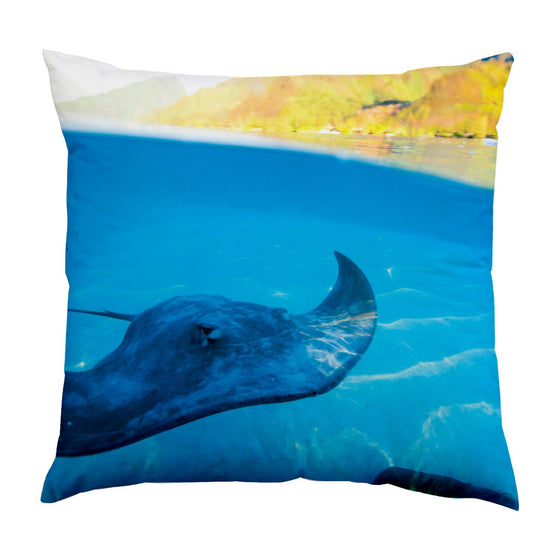 Pillow - PADI Manta Ray Pillow